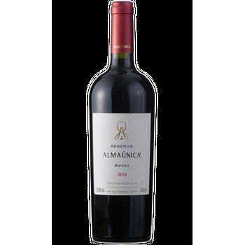 Vinho Almaúnica Reserva Malbec 750ml