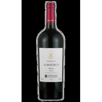 Vinho Almaúnica Reserva Merlot 750ml