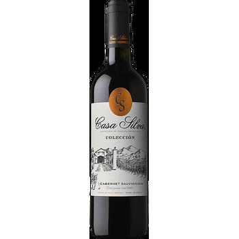 Vinho Casa Silva Colección Cabernet Sauvignon 375ml