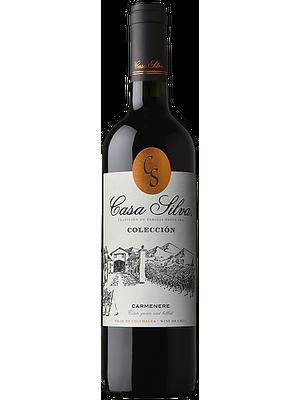 Vinho Casa Silva Colección Carménère 750ml