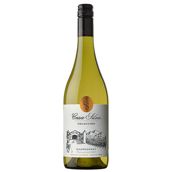 Vinho Casa Silva Colección Chardonnay 750ml