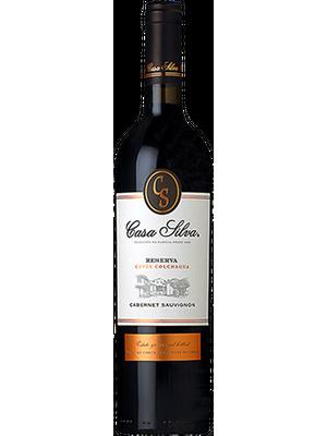 Vinho Casa Silva Reserva Cuvée Cabernet Sauvignon  750ml