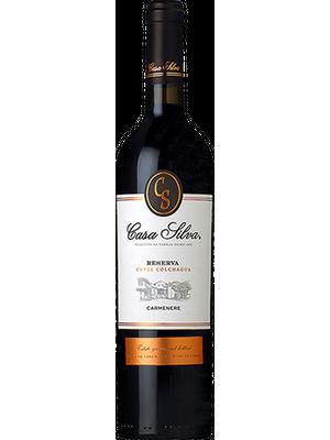 Vinho Casa Silva Reserva Cuvée Carménère 375ml