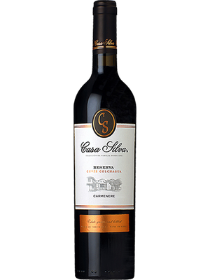 Vinho Casa Silva Reserva Cuvée Carménère  750ml