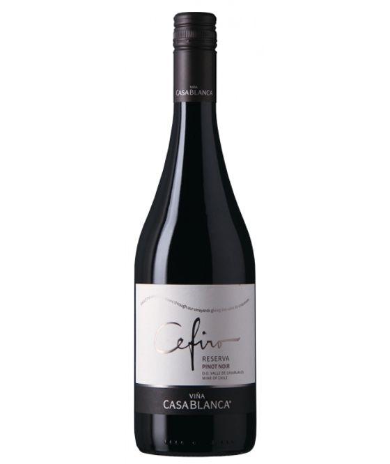 Vinho Cefiro Casablanca Pinot Noir 750ml