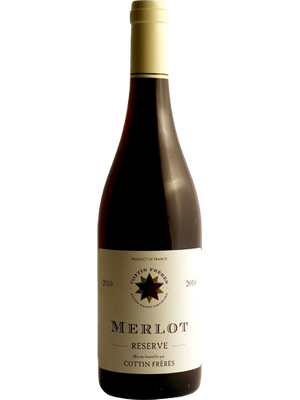Vinho Cottin Frères Merlot Reserva 750ml