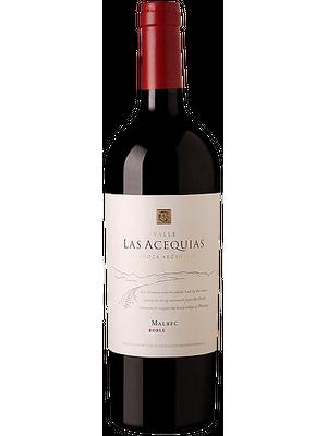 Vinho Las Acequias Malbec Roble  750ml