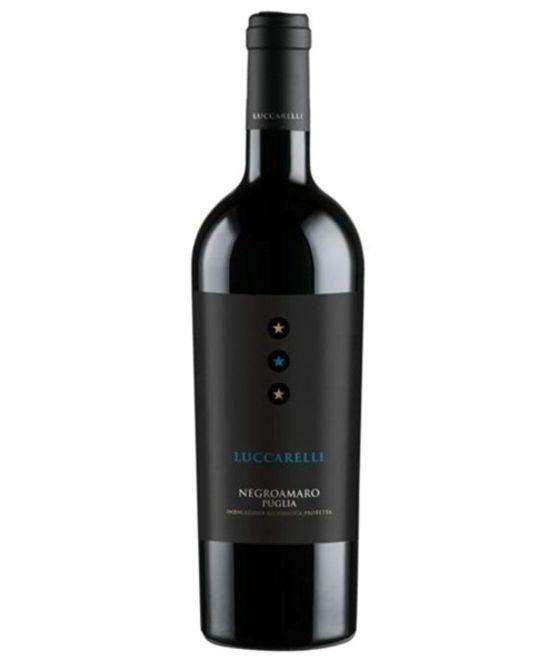 Vinho Luccarelli Negroamaro IGP 750ml
