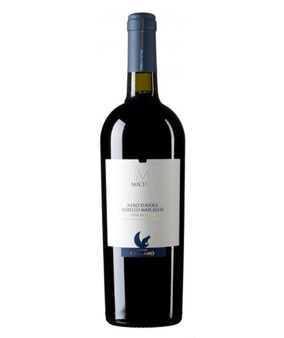 Vinho Micina Nerello Mascalese IGT 750ml