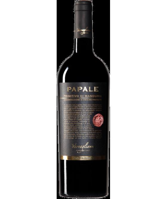Vinho Papale Oro Primitivo Di Manduria DOP - 750ml