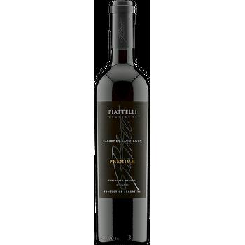 Vinho Piattelli Cabernet Sauvignon Premium 750ml