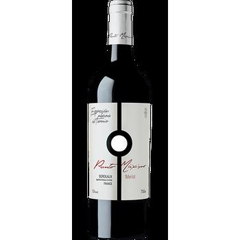 Vinho Punto Maximo Bordeaux Merlot 750ml