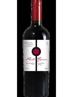 Vinho Punto Maximo Gran Reserva Malbec 750ml