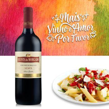 Vinho Tinto Quinta do Morgado Suave - 750ml