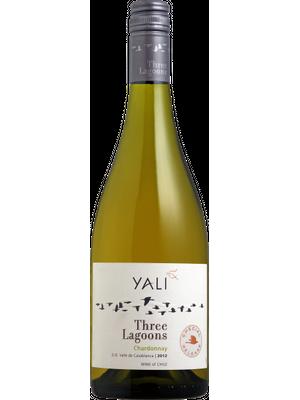 Vinho Yali Three Lagoons Chardonnay 750ml