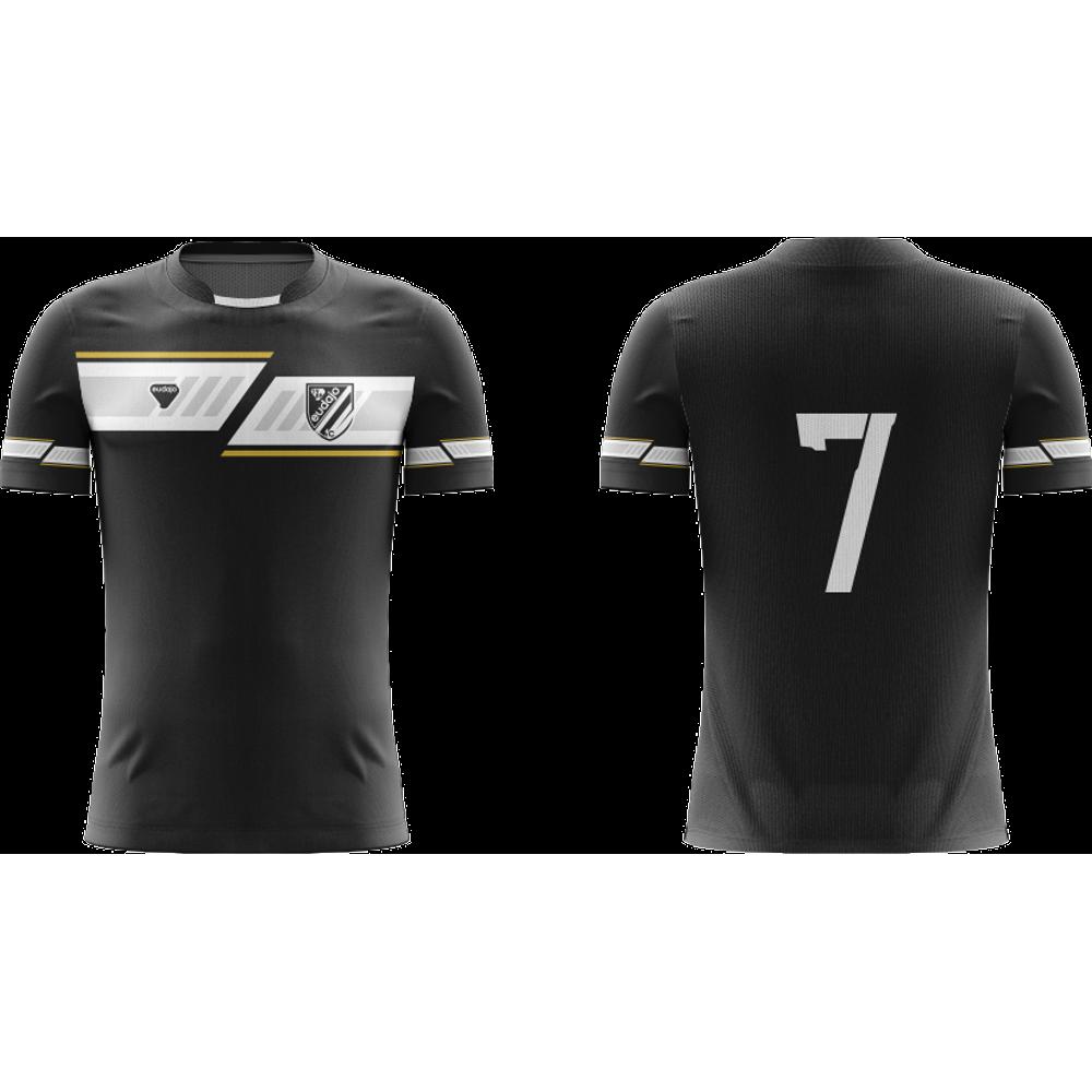 Camiseta Dryfit - 100% Sublimação - MODELO PERSONALIZADO