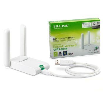 Adaptador USB Wireless N TP-Link - TL-WN822N