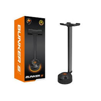 Bungee Cougar Gaming Bunker S Black Edition - CGR-XXNB-HS1