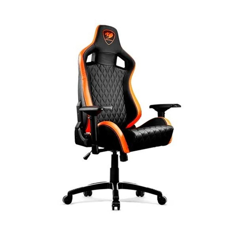 Cadeira Cougar Gamer Armor S Black/Orange