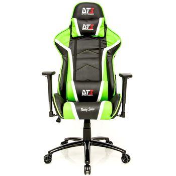 Cadeira DT3 Sports Gamer Modena Green/Black - 10502-8