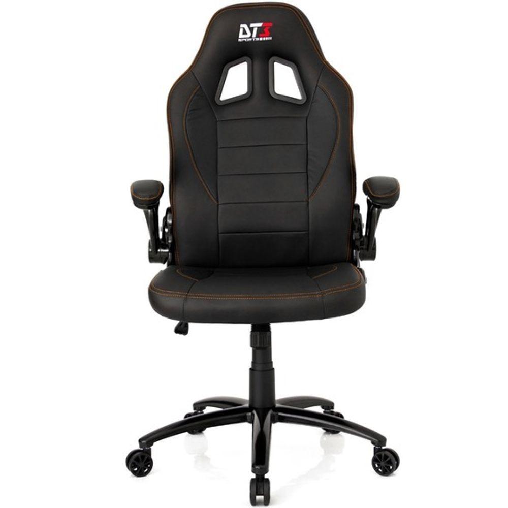 Cadeira DT3 Sports GTI Gaming Black/Orange - 10394-7