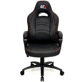 Cadeira DT3 Sports Gamer GTX Black/Orange - 10239-5