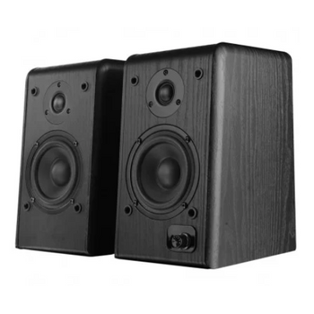 Caixa de Som Microlab Just Listen Bluetooth Black - B77BT