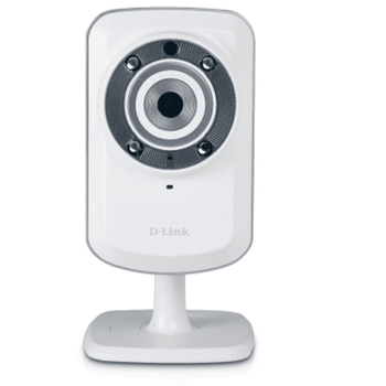 Câmera Cloud D-Link Wireless - DCS-932L