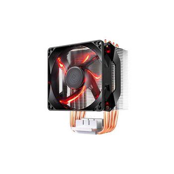 Cooler CPU Cooler Master Hyper H410R Red LED - RR-H410-20PK-R1