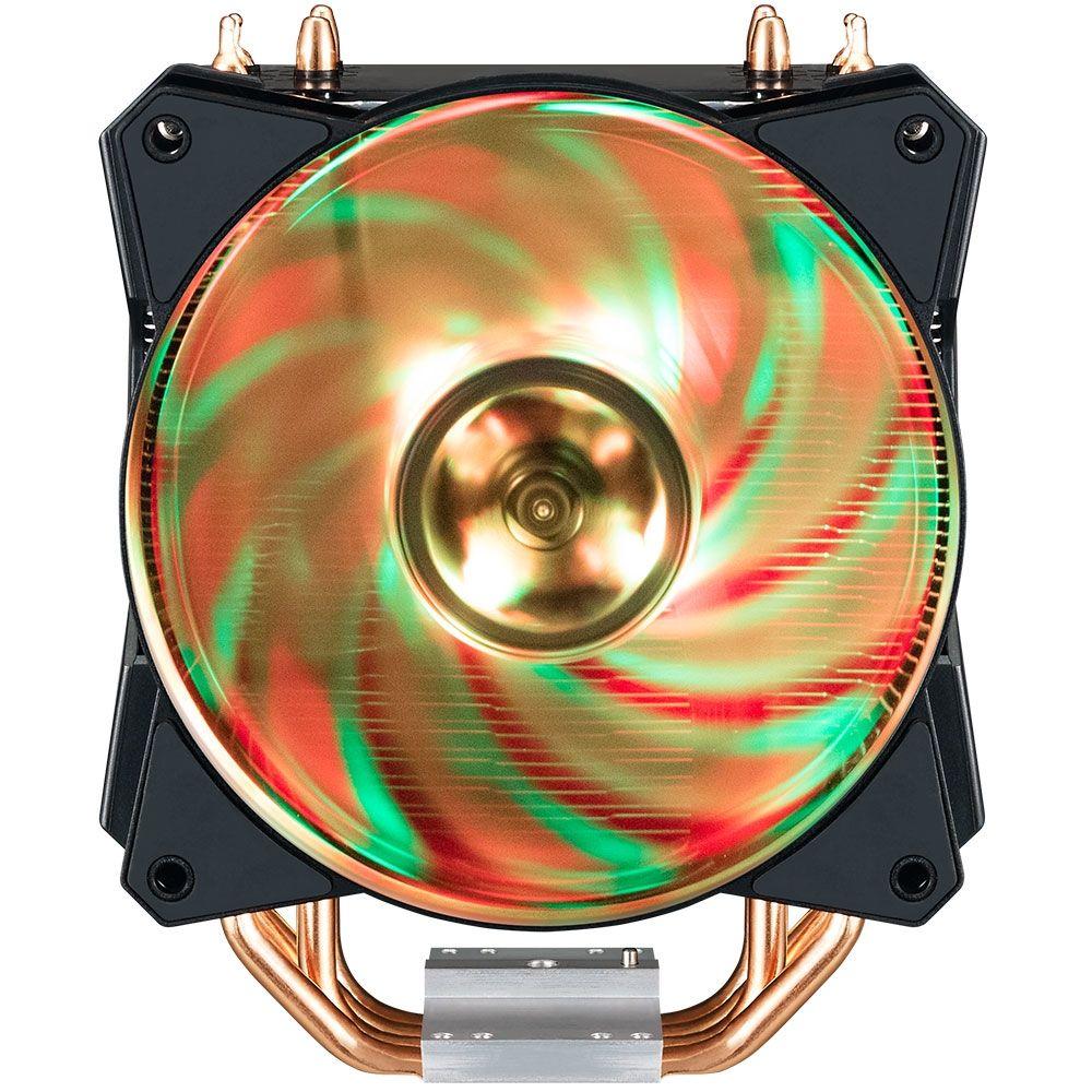 Cooler CPU Cooler Master MasterAir MA410P RGB LED - MAP-T4PN-220PC-R1