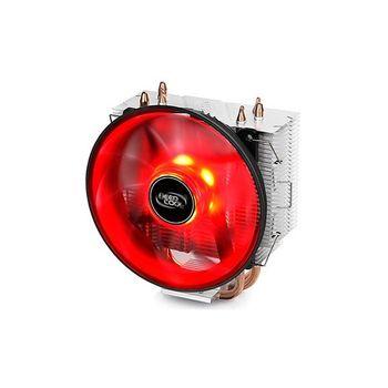 Cooler CPU Deepcool Gammaxx 300R Red LED - DP-MCH3-GMX300RD