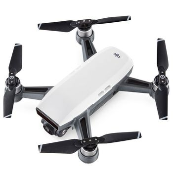 Drone DJI Spark Fly More Combo Alpine White - CP.PT.000909