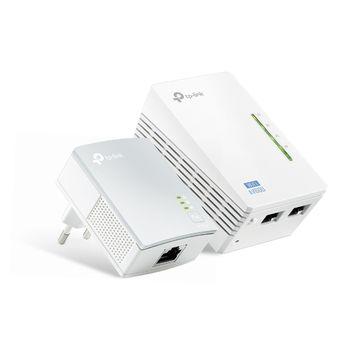 Extensor de Alcance Powerline Wireless AV600 TP-Link - TL-WPA4220KIT Ver:3.0