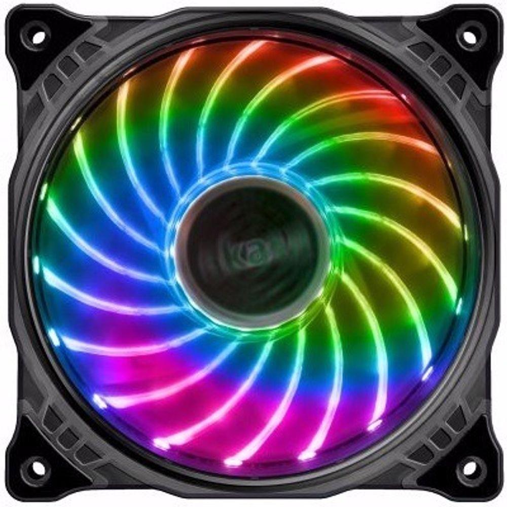Fan Akasa Vegas X7 120mm RGB LED - AK-FN093