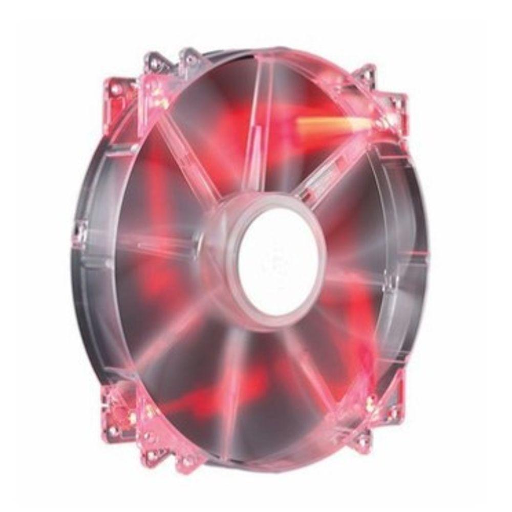 Fan Cooler Master MegaFlow 200mm Red LED - R4-LUS-07AR-GP
