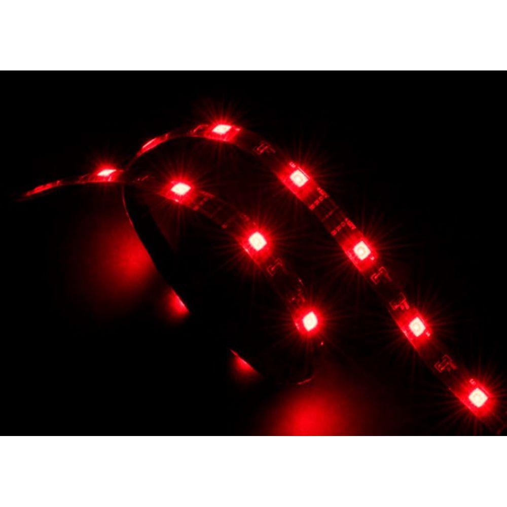 Fita de Led Akasa Vegas Red Led 60cm - AK-LD02-05RD
