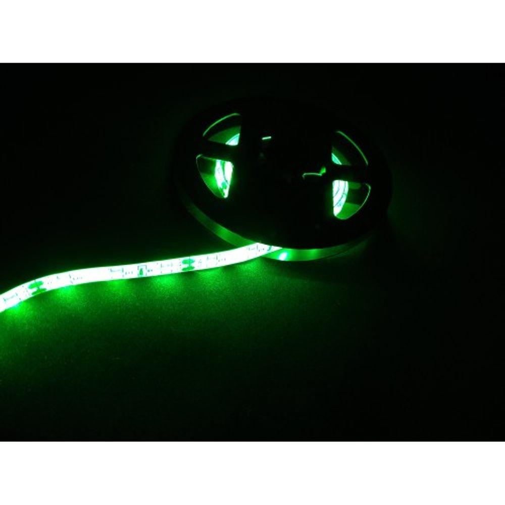 Fita de Led Bluecase Green LED 80cm - BL01GCASE