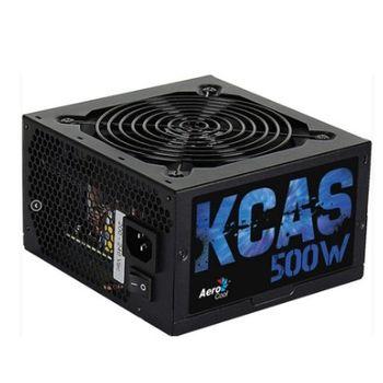 Fonte AeroCool KCAS 500W 80 Plus Bronze - KCAS-500W
