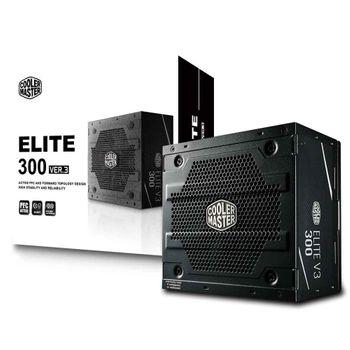 Fonte Cooler Master Elite 300W - MPW-3001-ACAAN1-WO-V3.0