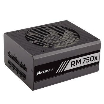 Fonte Corsair RMx Series 750W Fully Modular 80 Plus Gold - CP-9020092-WW