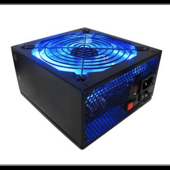 Fonte Raidmax Hybrid Series 530W Modular Blue LED - RX-530SS