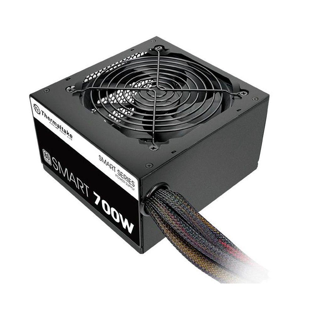 Fonte Thermaltake Smart Series 700W 80 Plus White - SPD-0700P