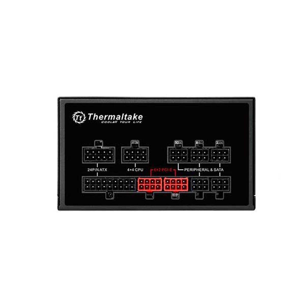 Fonte Thermaltake Smart Series Pro RGB LED 850W Fully Modular 80 Plus Bronze - SPR-0850F-R