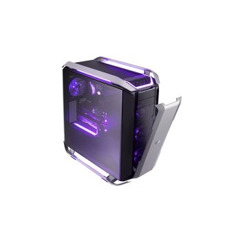Gabinete Cooler Master Gamer Cosmos C700P Window Black RGB LED - MCC-C700P-MG5N-S00