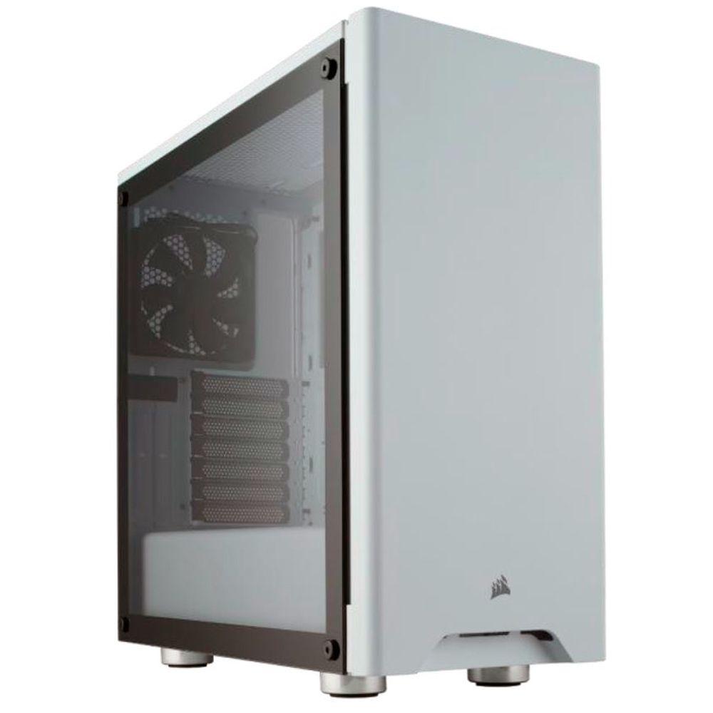 Gabinete Corsair Gamer Carbide Series 275R TG Window White - CC-9011133-WW