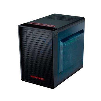 Gabinete Riotoro Gamer Small Window Black - CR1080