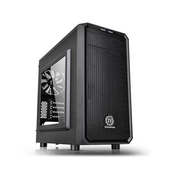 Gabinete Thermaltake Gamer Versa H15 Window Black - CA-1D4-00S1WN-00
