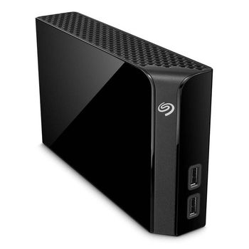 HD Externo Seagate Backup Plus Hub 8TB USB 3.0 - STEL8000100