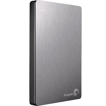 HD Portátil Seagate Backup Plus Slim 2TB USB 3.0 - STDR2000100
