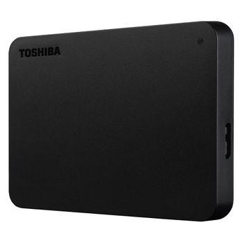 HD Portátil Toshiba Canvio Basics 1TB USB 3.0 - HDTB410XK3AA